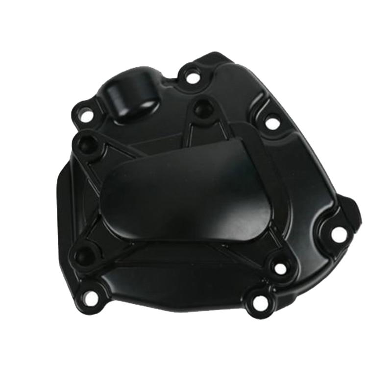Black Aluminum Engine Stator Crank Case Generator Cover Crankcase For Yamaha YZFR1 YZF-R1 YZF R1 2009 2010 2011 2012 2013 2014<br>