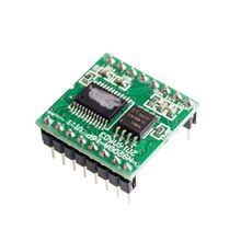 Stereo UART MP3 Player Voice Module Sound Music Chip 24Bit DAC N9200A w/ SD Card Socket(China)