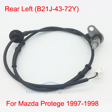 1pcs ABS Wheel Speed Sensor Rear Left for Mazda Protege 97-98 B21J-43-72Y car replacement parts