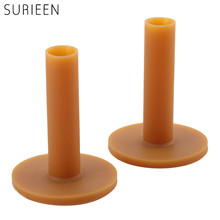SURIEEN 1PC Rubber 70mm Golf Tees Friction Hold Driving Range Practice Golf Ball Holder Trainer Training Tool Golfer Accessories(China)