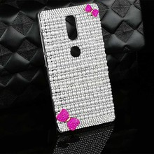 New Fashion Diamond Crystal Shiny Silicone Soft Case for Lenovo Phab 2 Plus A820T Zuk 2 A2010 A1000 K5 Note Cover Funda Coques