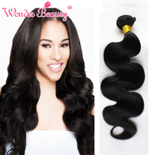 High Quality 3bundles Virgin Hair Peruvian Body Wave 8''-30'' Cheap Peruvian Human Hair Straight Bundles Queen Beauty Weave Hair