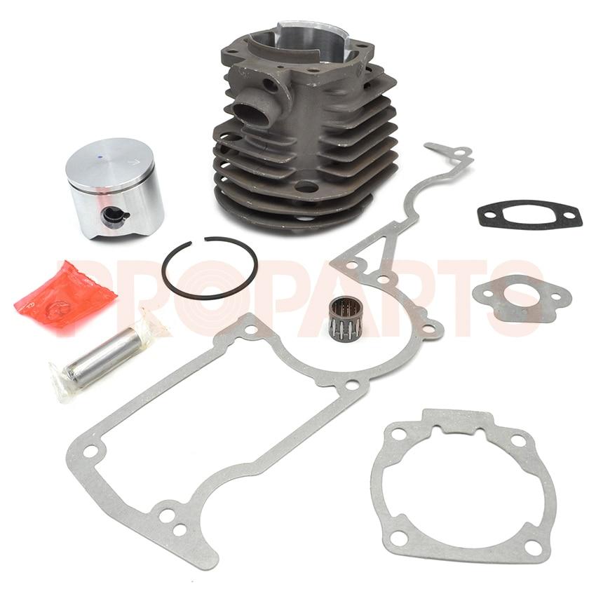 Cylinder Piston Bearing Gasket Kit For HUSQVARNA 51 Rancher 45MM Chainsaw 503 16 91-71<br>