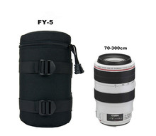 6 Sizes Univeral Camera Lens Pouch Bag Case Waterproof Anti-shock for Nikon Canon Sony DSLR Camera Lenses(China)