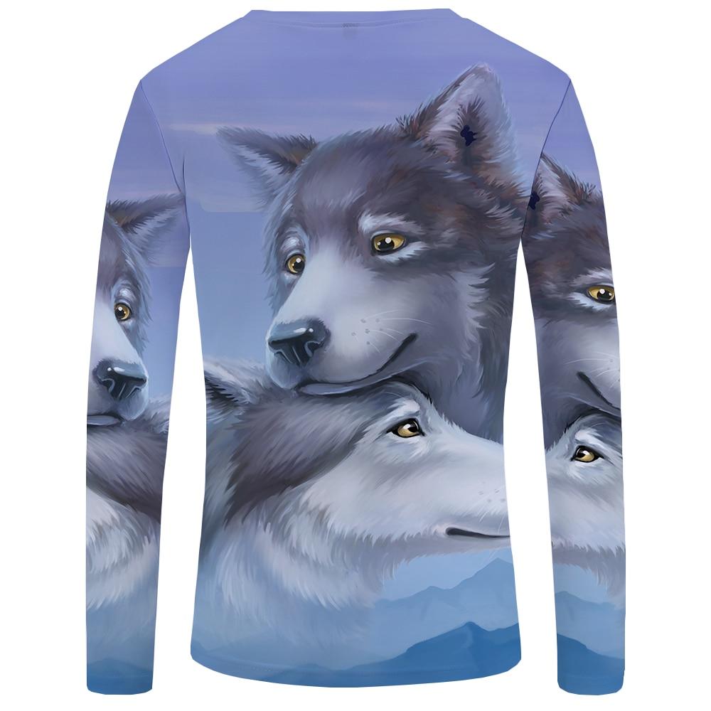 KYKU Brand Russia Long sleeve T shirt Bear Clothing Music Tops Funny Tshirt Clothes Funny T shirts Men Hip hop Punk