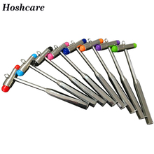 P2 Healthy Check Rubber Massage New Medical Neurological Hammer Percussor Diagnostic Reflex Percussion Hammer(China)