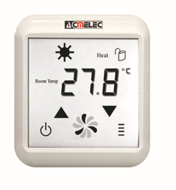 AC220V 20A Touch screen thermoregulator, temperature controller for floor heating systems<br><br>Aliexpress