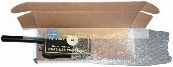 New Arrival Metal Detector Handheld Pro Pointer Dual-Use Pinpointer TX2002 Waterproof Sensitivity Pinpointer Metal Detector<br><br>Aliexpress