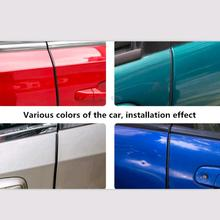 Car Styling Door Edge Scratch Protection hyundai tucson audi a5 citroen c3 peugeot 407 bmw e87 vw kia sportage ford kuga