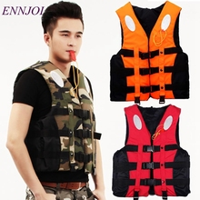 ENNJOI Water Sports Life Vest Jackets Fishing Life Vest Saving Life Vest Jacket For Boating Surfing Swimming Drifting(China)