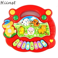 2 colors music instrumen HIINST Modern Popular Baby Kid Animal Farm Piano Music Developmental Toys for Children kids Baby H26
