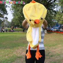 Niuniu Daddy, 70 cm Semi-finished chick , plush cheick Skin,big plush chick skin, plush toys Free Shipping