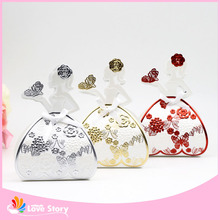 25pcs Wonderful Girls Pattern Candy Box Wedding Gift Box Party Favor Event Party Supplies