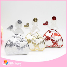 25pcs Wonderful Girls Pattern Candy Box Wedding Gift Box Party Favor Event Party Supplies(China)