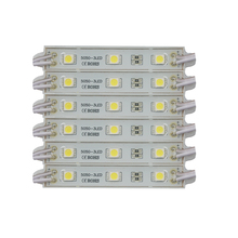 10PCS 5050 3LED Module lighting DC12V Waterproof led modules,Cold cool White / Warm white 10PCS/lot