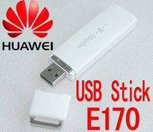 3G Data Wireless Card for Huawei E170 7.2Mbps 3G USB Modem T-Mobile GSM UMTS HSPA Boardband USB Stick(China)