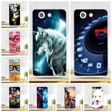 "Buy Painted Case Sony Xperia Z3 Mini D5803 D5833 4.6"" Soft TPU Cover Sony Xperia Z3 Compact Cases Sony Xperia z3 Compact for $1.89 in AliExpress store"