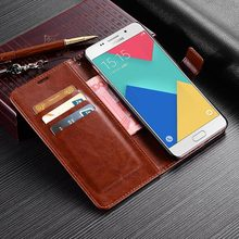 Wallet Leather Mobile Phone Bag Case For Samsung Galaxy S3 S4 S5 S6 S7 S8 Edge Plus A3 A5 A7 A9 C9 Pro A9100 2016 2017 Cover