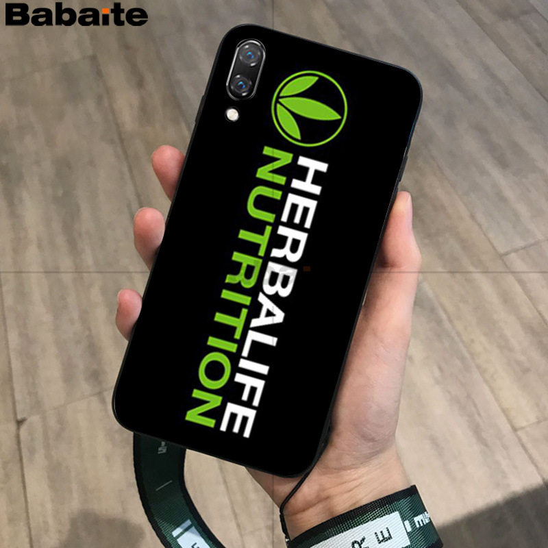 Black and green Herbalife