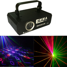Quality Guaranteed New  Mini laser Projector Holographic Star Stage mini Laser light effect Disco party outdoor lighting