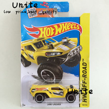 Free Shipping Mini Car Models Metal Diecast Hot Land Crusher Car Model Collection Kids Toys Vehicle 1:144 Model Car