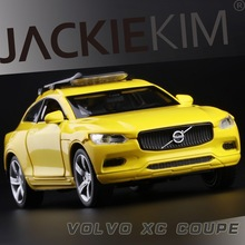 Hot Sale LIFE 1:32 Volvo XCalloy models Cars Models Kids Toys Wholesale Metal Luxurious Diecasts Vehicles Models