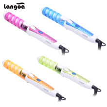 Magic Pro Hair Curlers Electric Curl Ceramic Spiral Hair Curling Iron Wand Salon Hair Styling Tools Styler