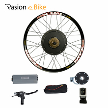 "PASION E BIKE 48V 1500W Motor Electric Bicycle Bike Conversion Kit for 26"" Rear Wheel Russian Only Without Battery"