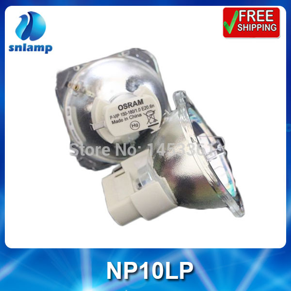 Osram original projector lamp bulb NP10LP for NP100 NP100+ NP100G NP101 NP101G NP200 NP200+  NP200G NP201 NP201G<br><br>Aliexpress