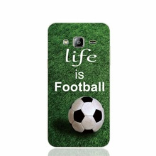00841 football is life cell phone case cover for Samsung Galaxy J1 J2 J3 J5 J7 MINI ACE 2016 2015 ON5 ON7