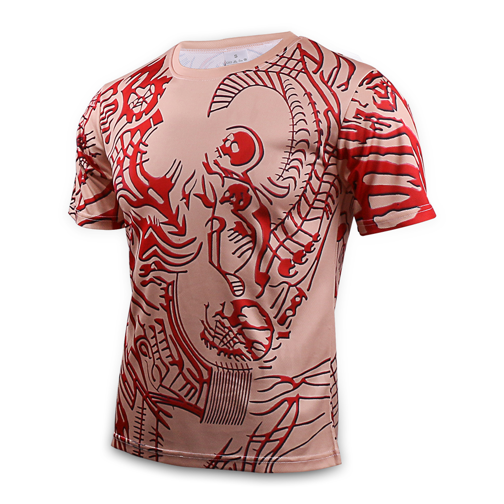Avengers Infinity War T-Shirt Drax T-Shirt 3D Superhero the Destroyer T-Shirts