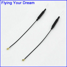 6pcs/lot 2.4G Receiver Antenna Aerial 3DB 150mm w/Copper Tube IPX13 Plug for Frsky Series Receivers Futaba 2.4G Multirotor(China)