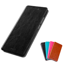 Original Mofi For Huawei Nova Case Hight Quality Flip Leather Stand Case For Huawei Nova Book Style Cell Phone Cover(China)