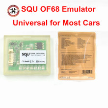 2017 VTSTM New Universal car emulator SQU OF 68 support IMMO Seat accupancy sensor Tacho Programs squ of68 For VW,Benz,Reanult(China)
