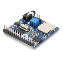 1PC Voice Playback Module Board MP3 Reminder For Arduino Board Integrated Circuits(China)