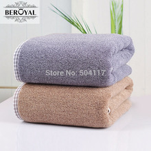 new 2017 size 83*160cm 1pc/lot 100%cotton bath towel for adult towels bathroom men toalha de banho free shipping big bath sheet