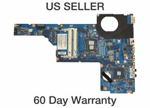 653087-001 Free Shipping Laptop motherboard for HP Pavilion G6 G6-1000 with HM55 i3-370M Mainboard full tested