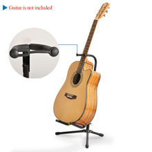Adjustable Folding Guitar Stand Holder Tubular Deisgn Universal for Acoustic Electric Guitar Bass Top Quality