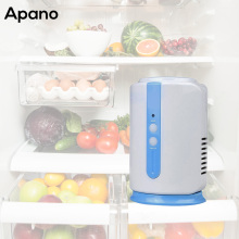 Ozone Generator Air Purifier Fridge Food Fruit Vegetables Shoe Wardrobe Car O3 Ionizer Disinfect Sterilizer Fresh Air Cleaner(China)