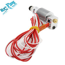 3D printer  V6 remote extrusion print head extruder with Thermistors Cartridge Heater J-HEAD hotend long distance bowden