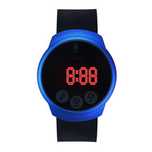 2017 New Brand Digital Watch Men Clock Black Silicone Dive LED Sport Watches Shock Army Electronic Wrist Watch Relogio Montre