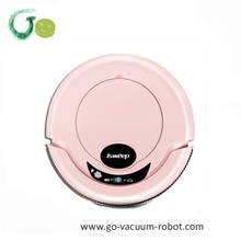 New small low noise big dust box vacuum sweeper Quiet  Mop Robot Vacuum Cleaner one start button clean hoover home application