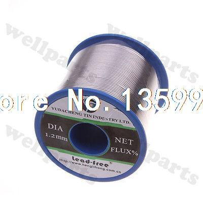 1.2mm 800g High Quality Tin Lead Rosin Core Solder Soldering Wire 60/40<br>