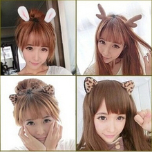 New style South Korea Headband cute cat ears headband Girls hair hoop hairpin Fashion hair accessories
