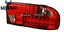 Car Lamp Fit For Proton Wira 1992 Led rear lamp rear light tuning car lamp