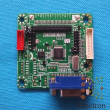 MT561-B 5V Universal VGA LVDS LCD Driver Controller Board Optional By Jumper free shipping