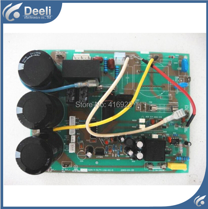 95% NEW Original for hisense air conditioningKFR-2606W/BP control board rza-4-5174-126-xx-0 board on sale<br><br>Aliexpress