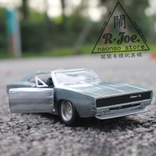 1:32 Metal car model Dodge 1968 Collection sports car Children like the gift Family Collection Decoration kids toys JADA(China)