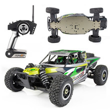 Wltoys A929 1/8 120A Brushless 4WD 2.4GHz 80KM/H Desert Rc Truck Random Color(China)