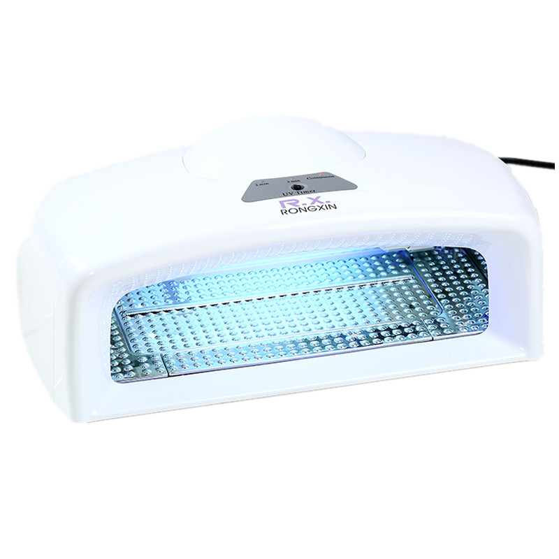 High-power Nail UV Lamp 54W Phototherapy Lamp Nail Polish Glue Phototherapy Machine Timing White Beauty Shop Dedicated Machines<br><br>Aliexpress